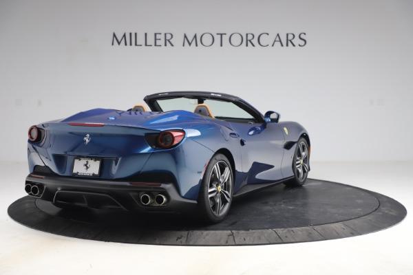 Used 2020 Ferrari Portofino for sale Call for price at Aston Martin of Greenwich in Greenwich CT 06830 7