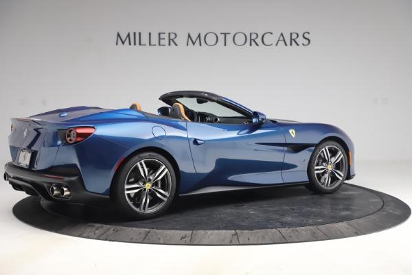 Used 2020 Ferrari Portofino for sale Call for price at Aston Martin of Greenwich in Greenwich CT 06830 8