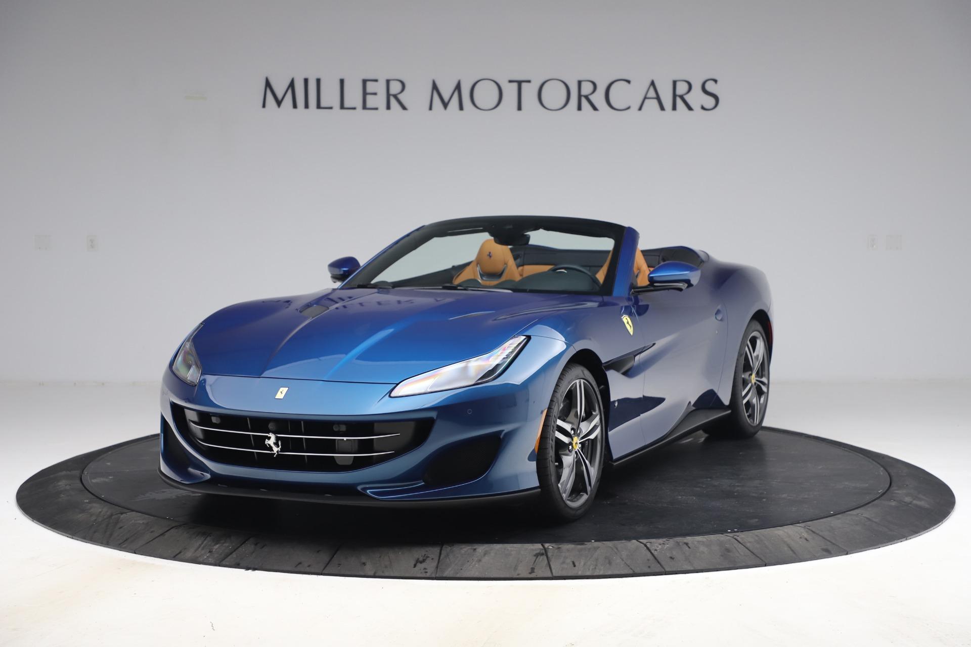 Used 2020 Ferrari Portofino for sale Call for price at Aston Martin of Greenwich in Greenwich CT 06830 1