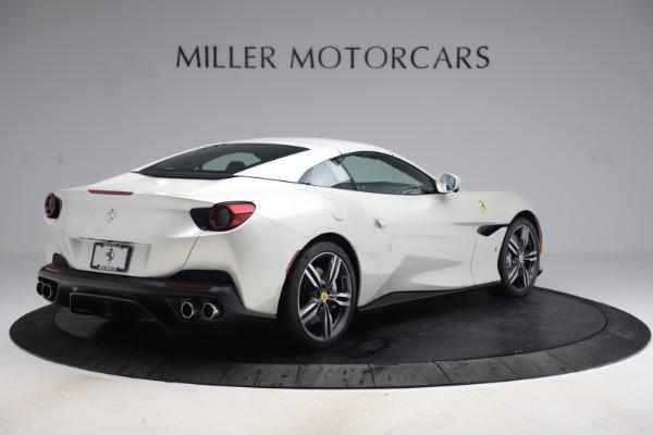 Used 2020 Ferrari Portofino for sale Call for price at Aston Martin of Greenwich in Greenwich CT 06830 17