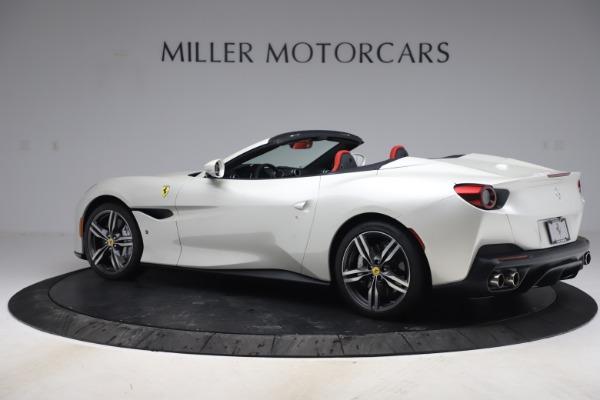 Used 2020 Ferrari Portofino for sale Call for price at Aston Martin of Greenwich in Greenwich CT 06830 4