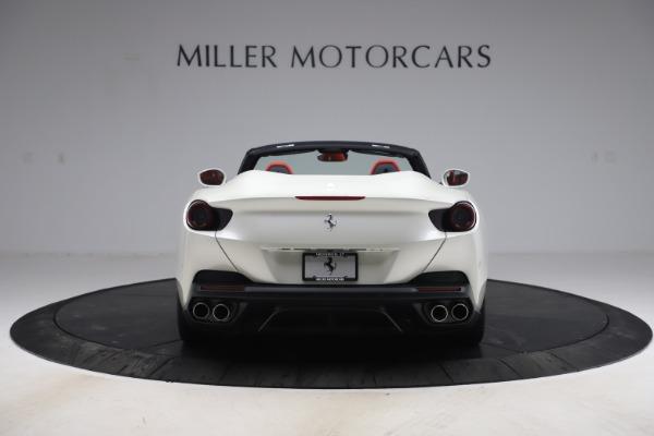Used 2020 Ferrari Portofino for sale Call for price at Aston Martin of Greenwich in Greenwich CT 06830 6