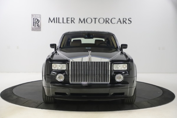 Used 2006 Rolls-Royce Phantom for sale $109,900 at Aston Martin of Greenwich in Greenwich CT 06830 2