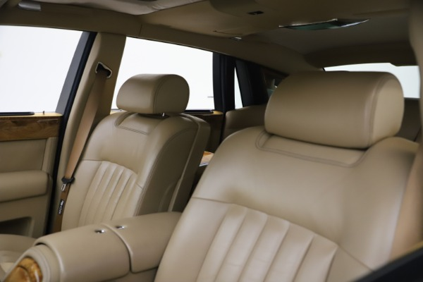 Used 2006 Rolls-Royce Phantom for sale $109,900 at Aston Martin of Greenwich in Greenwich CT 06830 23