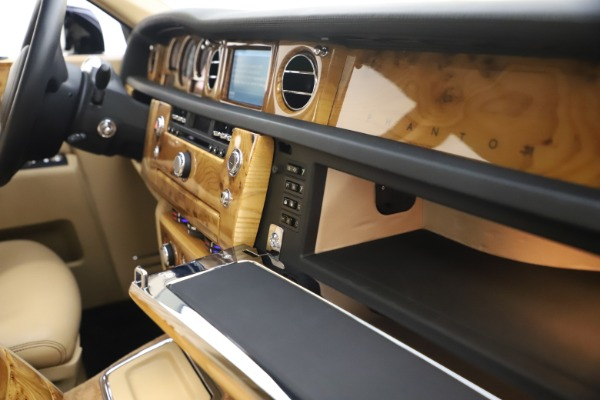 Used 2006 Rolls-Royce Phantom for sale $109,900 at Aston Martin of Greenwich in Greenwich CT 06830 28
