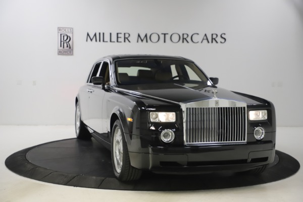 Used 2006 Rolls-Royce Phantom for sale $109,900 at Aston Martin of Greenwich in Greenwich CT 06830 3