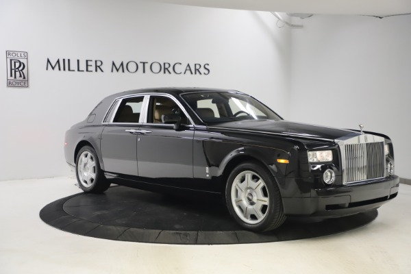Used 2006 Rolls-Royce Phantom for sale $109,900 at Aston Martin of Greenwich in Greenwich CT 06830 4