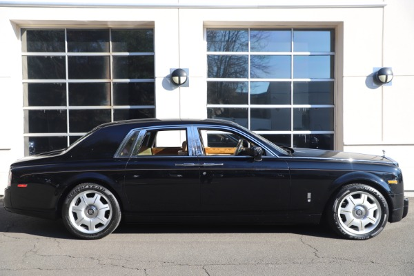 Used 2006 Rolls-Royce Phantom for sale $109,900 at Aston Martin of Greenwich in Greenwich CT 06830 5
