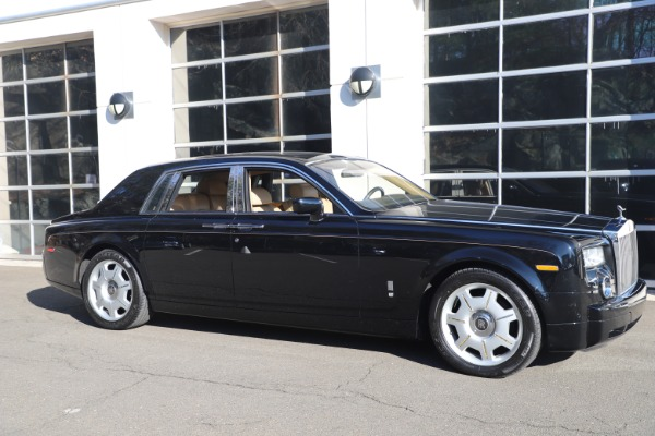 Used 2006 Rolls-Royce Phantom for sale $109,900 at Aston Martin of Greenwich in Greenwich CT 06830 6