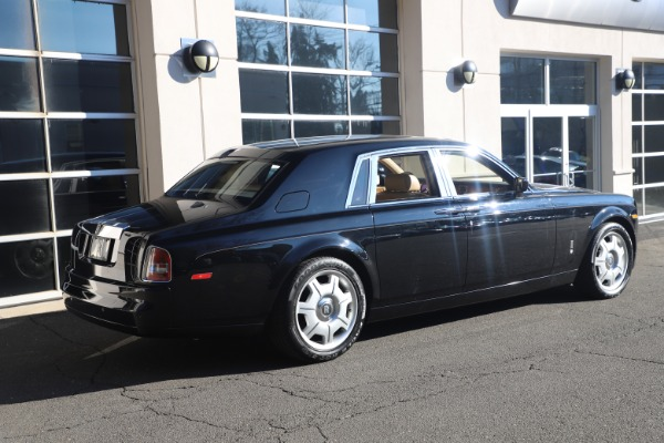Used 2006 Rolls-Royce Phantom for sale $109,900 at Aston Martin of Greenwich in Greenwich CT 06830 7