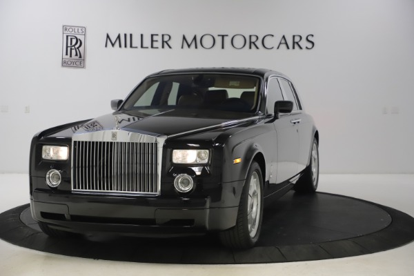Used 2006 Rolls-Royce Phantom for sale $109,900 at Aston Martin of Greenwich in Greenwich CT 06830 1