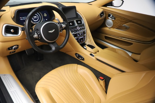 Used 2017 Aston Martin DB11 V12 Coupe for sale $149,900 at Aston Martin of Greenwich in Greenwich CT 06830 13