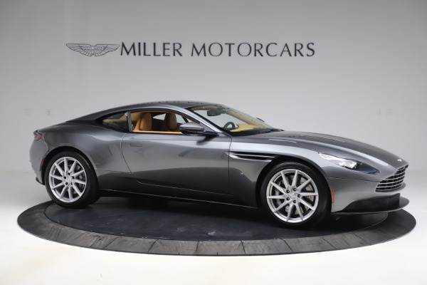Used 2017 Aston Martin DB11 V12 Coupe for sale $149,900 at Aston Martin of Greenwich in Greenwich CT 06830 9
