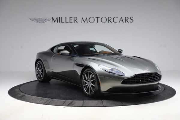 Used 2017 Aston Martin DB11 V12 Coupe for sale $134,900 at Aston Martin of Greenwich in Greenwich CT 06830 10