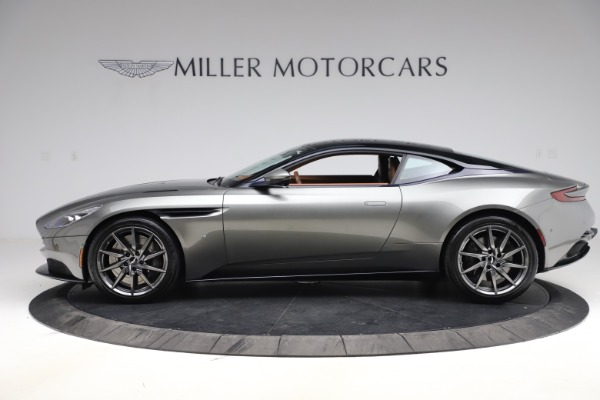 Used 2017 Aston Martin DB11 V12 Coupe for sale $134,900 at Aston Martin of Greenwich in Greenwich CT 06830 2