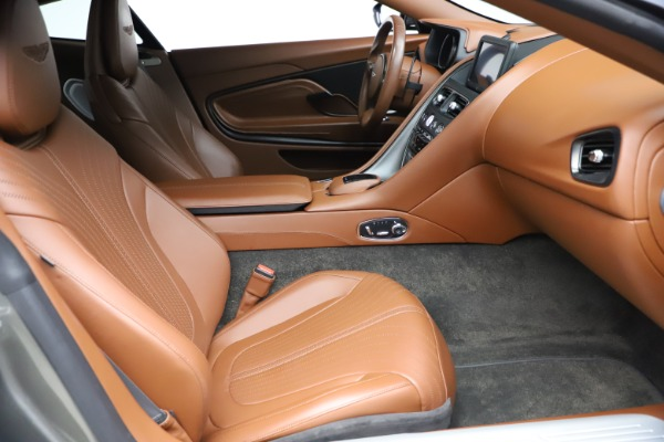 Used 2017 Aston Martin DB11 V12 Coupe for sale $134,900 at Aston Martin of Greenwich in Greenwich CT 06830 20