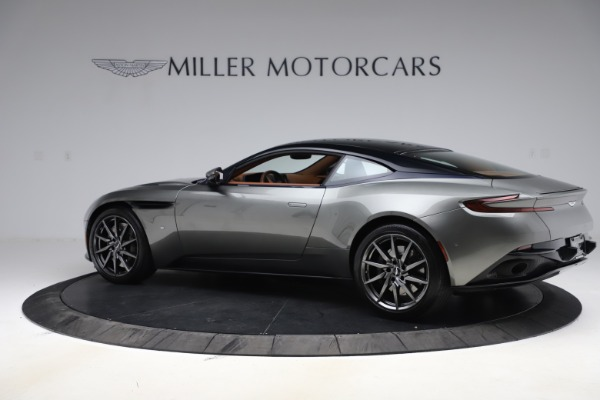 Used 2017 Aston Martin DB11 V12 Coupe for sale $134,900 at Aston Martin of Greenwich in Greenwich CT 06830 3
