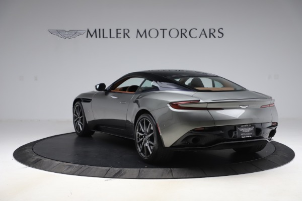Used 2017 Aston Martin DB11 V12 Coupe for sale $134,900 at Aston Martin of Greenwich in Greenwich CT 06830 4