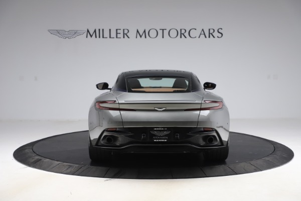 Used 2017 Aston Martin DB11 V12 Coupe for sale $134,900 at Aston Martin of Greenwich in Greenwich CT 06830 5