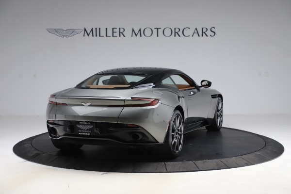 Used 2017 Aston Martin DB11 V12 Coupe for sale $134,900 at Aston Martin of Greenwich in Greenwich CT 06830 6