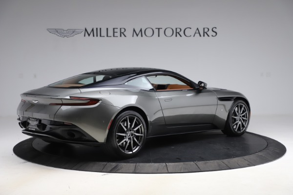 Used 2017 Aston Martin DB11 V12 Coupe for sale $134,900 at Aston Martin of Greenwich in Greenwich CT 06830 7