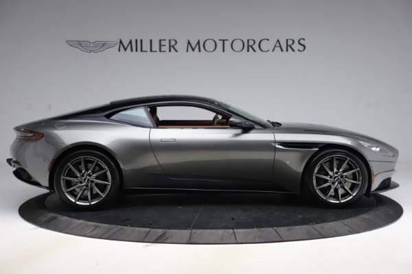 Used 2017 Aston Martin DB11 V12 Coupe for sale $134,900 at Aston Martin of Greenwich in Greenwich CT 06830 8