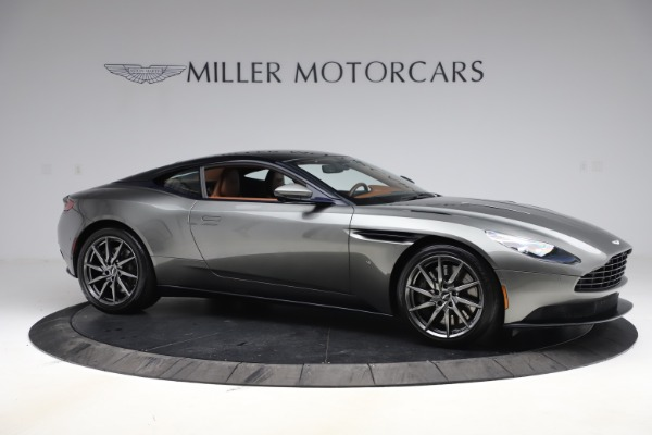 Used 2017 Aston Martin DB11 V12 Coupe for sale $134,900 at Aston Martin of Greenwich in Greenwich CT 06830 9
