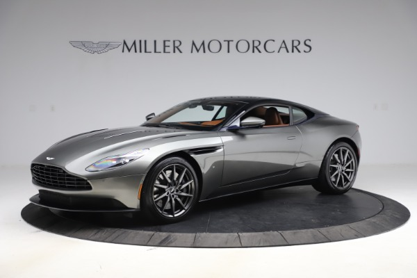 Used 2017 Aston Martin DB11 V12 Coupe for sale $134,900 at Aston Martin of Greenwich in Greenwich CT 06830 1