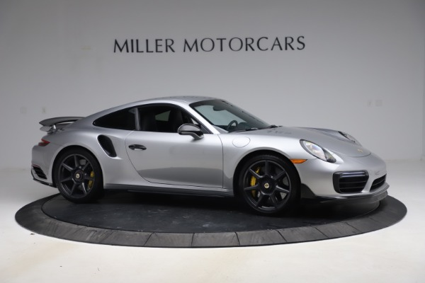 Used 2019 Porsche 911 Turbo S for sale $177,900 at Aston Martin of Greenwich in Greenwich CT 06830 10