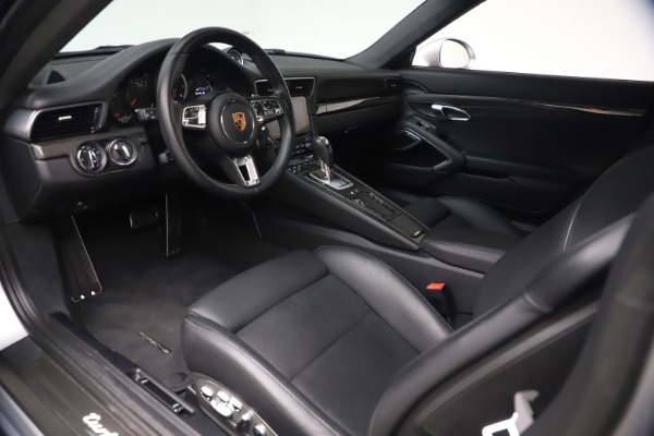 Used 2019 Porsche 911 Turbo S for sale $177,900 at Aston Martin of Greenwich in Greenwich CT 06830 16