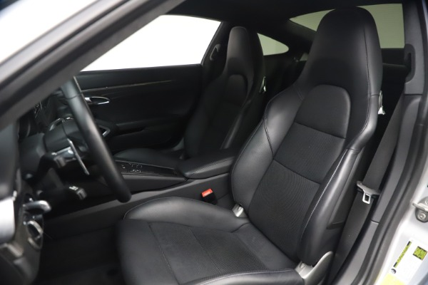 Used 2019 Porsche 911 Turbo S for sale $177,900 at Aston Martin of Greenwich in Greenwich CT 06830 18