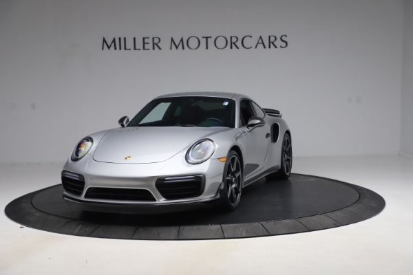 Used 2019 Porsche 911 Turbo S for sale $177,900 at Aston Martin of Greenwich in Greenwich CT 06830 2