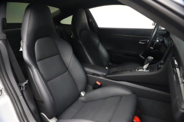 Used 2019 Porsche 911 Turbo S for sale $177,900 at Aston Martin of Greenwich in Greenwich CT 06830 24