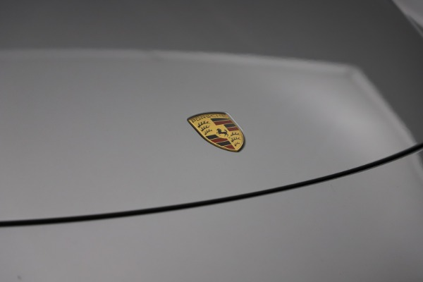 Used 2019 Porsche 911 Turbo S for sale $177,900 at Aston Martin of Greenwich in Greenwich CT 06830 28