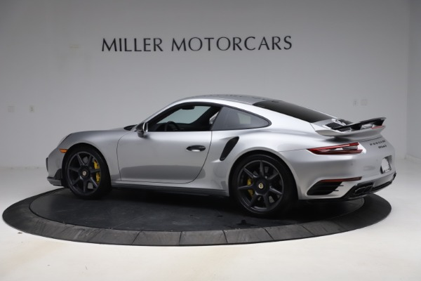 Used 2019 Porsche 911 Turbo S for sale $177,900 at Aston Martin of Greenwich in Greenwich CT 06830 4