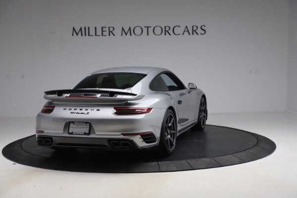 Used 2019 Porsche 911 Turbo S for sale $177,900 at Aston Martin of Greenwich in Greenwich CT 06830 7