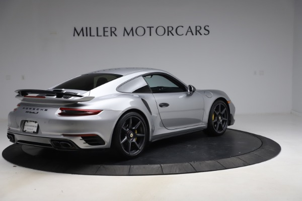 Used 2019 Porsche 911 Turbo S for sale $177,900 at Aston Martin of Greenwich in Greenwich CT 06830 8