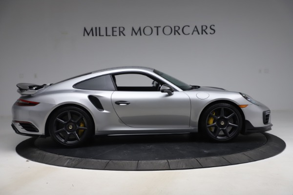 Used 2019 Porsche 911 Turbo S for sale $177,900 at Aston Martin of Greenwich in Greenwich CT 06830 9