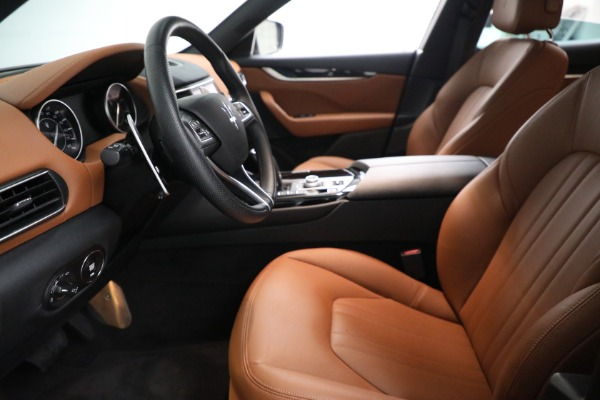 New 2021 Maserati Levante Q4 for sale Sold at Aston Martin of Greenwich in Greenwich CT 06830 11