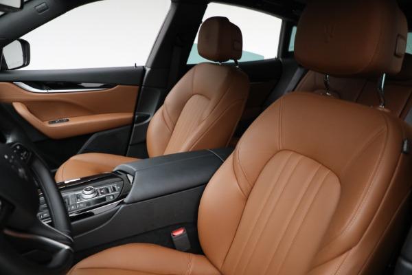 New 2021 Maserati Levante Q4 for sale Sold at Aston Martin of Greenwich in Greenwich CT 06830 12