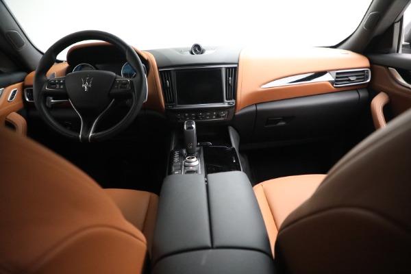 New 2021 Maserati Levante Q4 for sale Sold at Aston Martin of Greenwich in Greenwich CT 06830 13