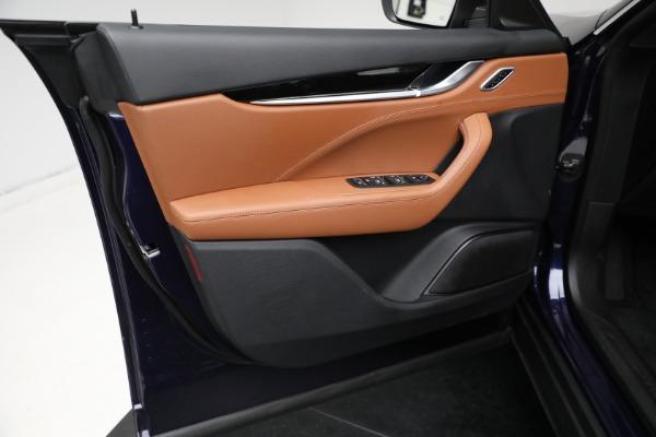 New 2021 Maserati Levante Q4 for sale Sold at Aston Martin of Greenwich in Greenwich CT 06830 14