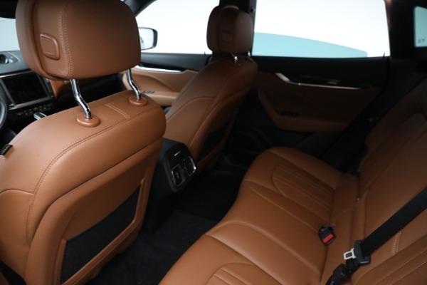 New 2021 Maserati Levante Q4 for sale Sold at Aston Martin of Greenwich in Greenwich CT 06830 15