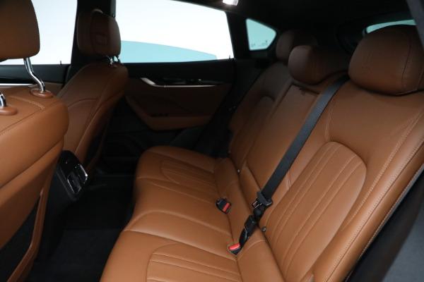 New 2021 Maserati Levante Q4 for sale Sold at Aston Martin of Greenwich in Greenwich CT 06830 16