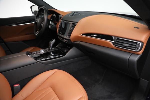 New 2021 Maserati Levante Q4 for sale Sold at Aston Martin of Greenwich in Greenwich CT 06830 17