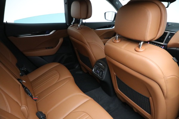 New 2021 Maserati Levante Q4 for sale Sold at Aston Martin of Greenwich in Greenwich CT 06830 18