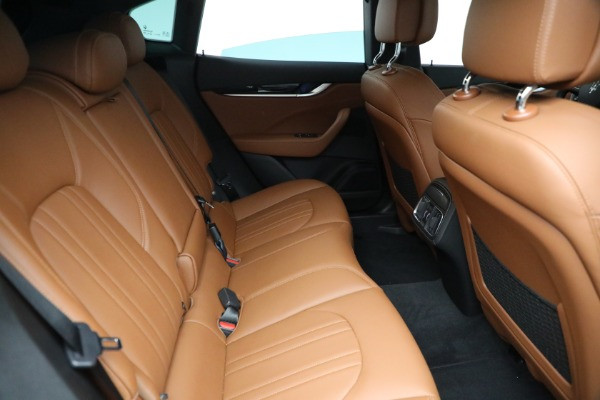 New 2021 Maserati Levante Q4 for sale Sold at Aston Martin of Greenwich in Greenwich CT 06830 19