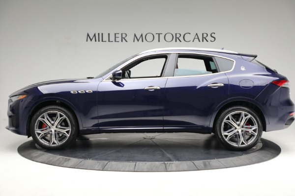 New 2021 Maserati Levante Q4 for sale Sold at Aston Martin of Greenwich in Greenwich CT 06830 2