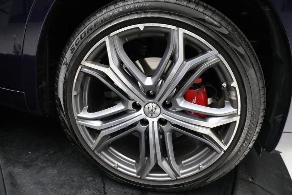 New 2021 Maserati Levante Q4 for sale Sold at Aston Martin of Greenwich in Greenwich CT 06830 21