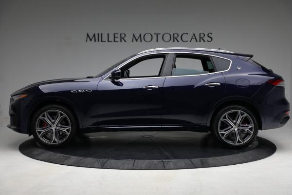 New 2021 Maserati Levante Q4 for sale Sold at Aston Martin of Greenwich in Greenwich CT 06830 3